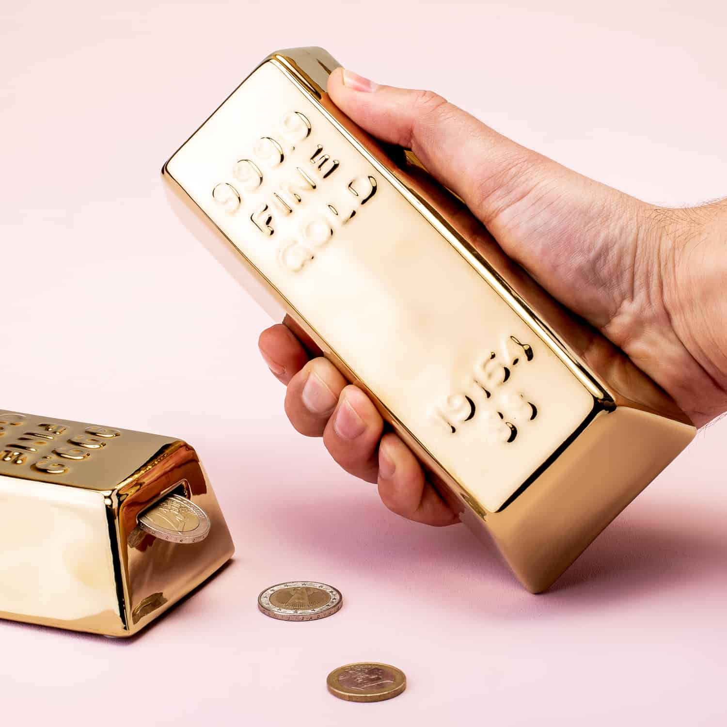 Gold Money Bank