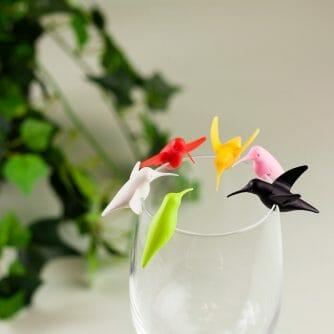 Bird Glass Markers