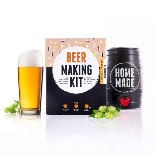 Brew Barrel Bierbrouw pakket Lager Bier