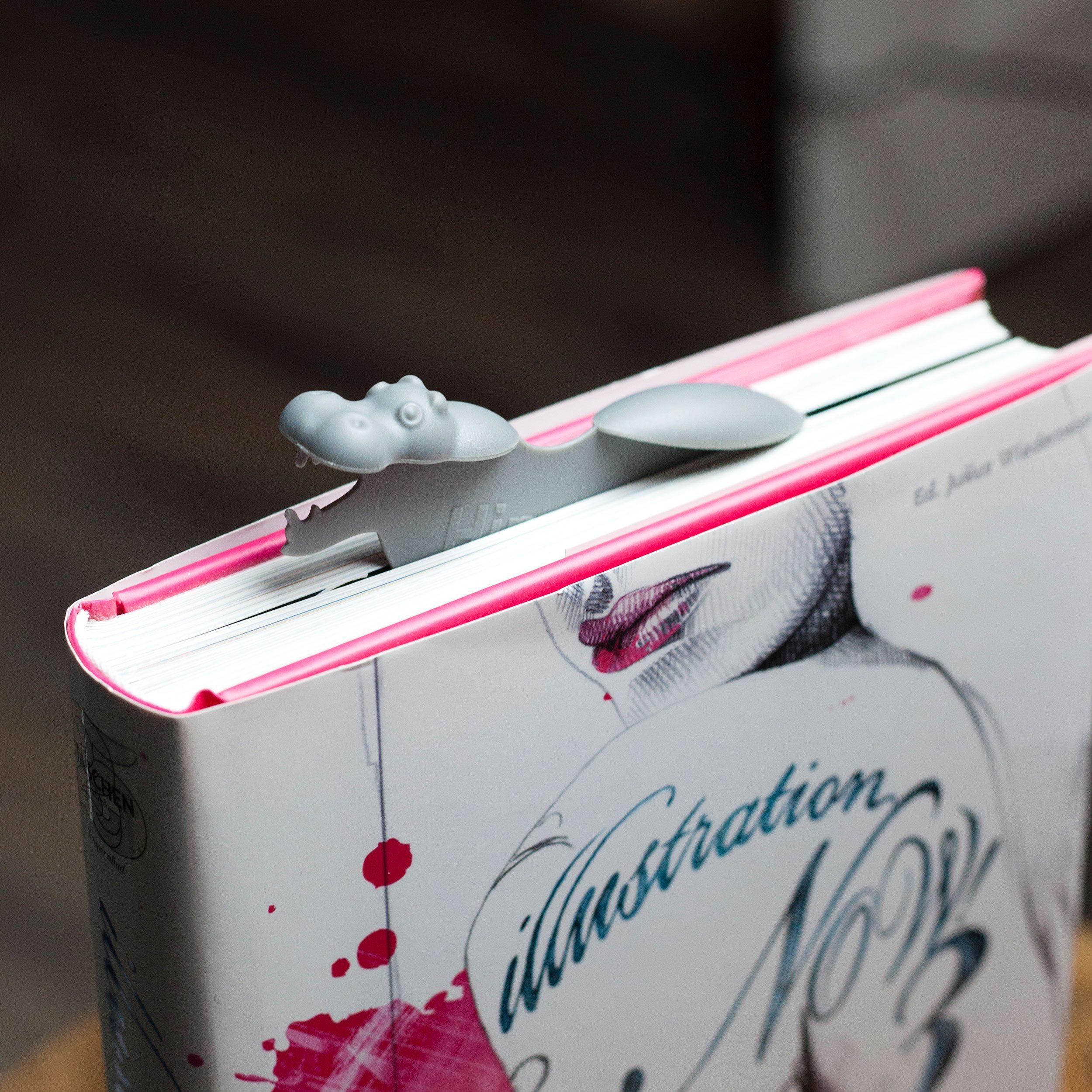 Hippo Boekenlegger - Peleg Design
