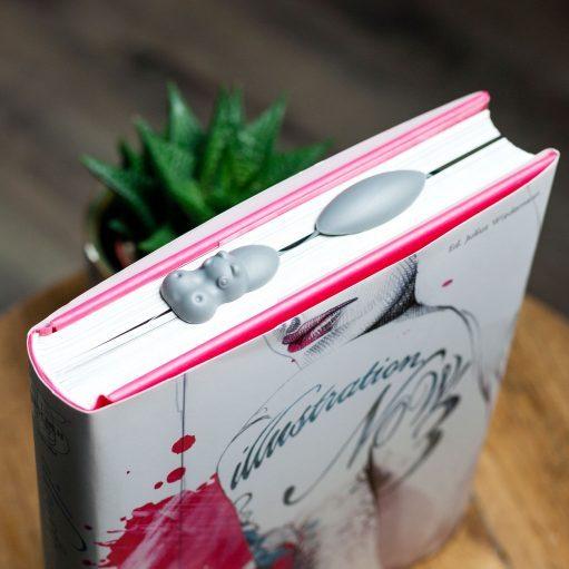 Peleg Design Hippo boekenlegger