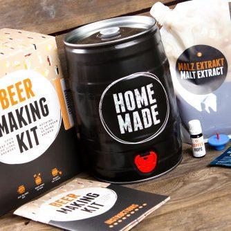 Brew barrel bierpakket