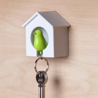 Sparrow Keyring
