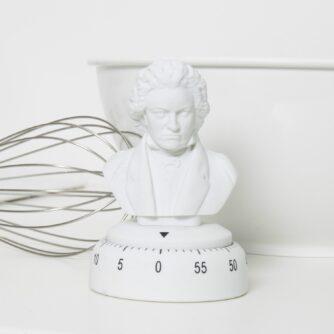 Beethoven kookwekker voorkant