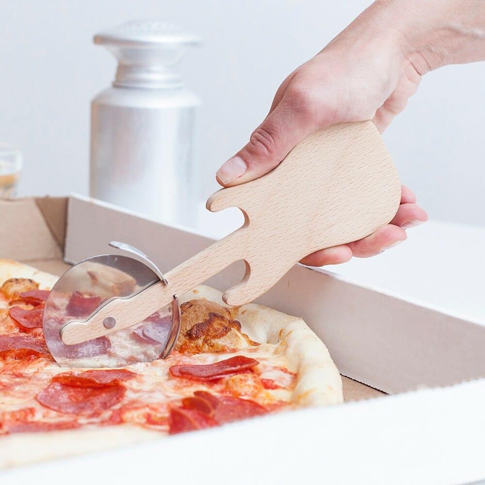 Gitaar Pizzasnijder