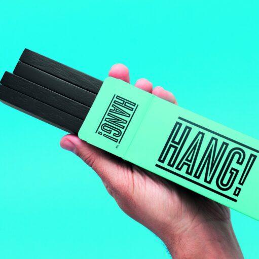 Magnetische poster hanger verpakking