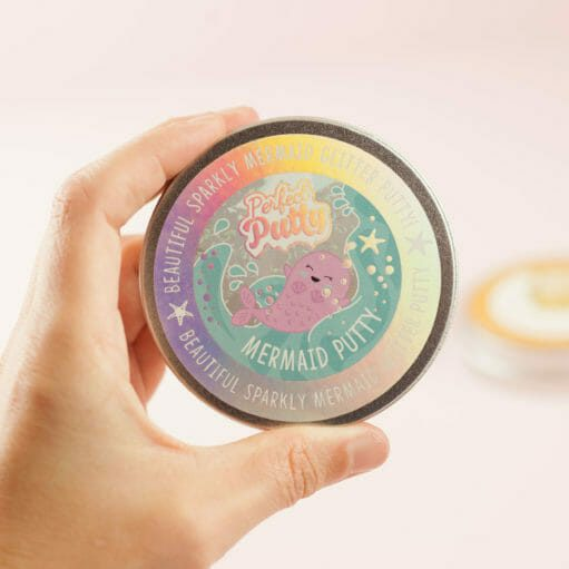 595739-Fizz Perfect Putty - Mermaid Sparkle