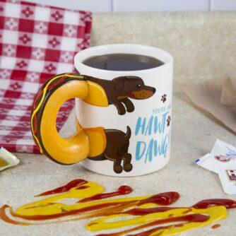 Hotdog beker