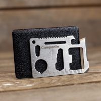 Creditcard Multitool - Campanile