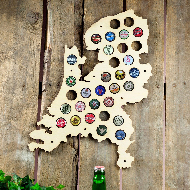 Bierdopjes Bierkaart Nederland - Nutcrackers