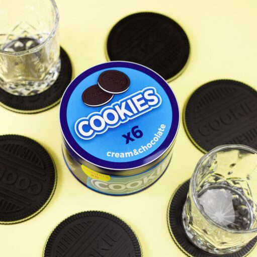 Cookies onderzetters