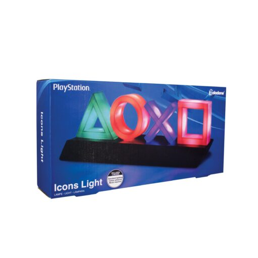 PlayStation Icons Light verpakking