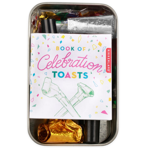 mini celebration kit inhoud
