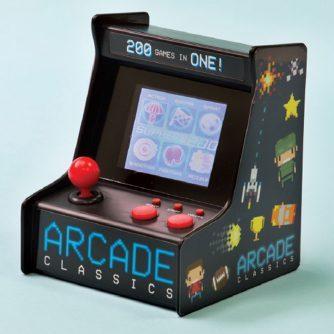 Arcade spelcomputer voorkant