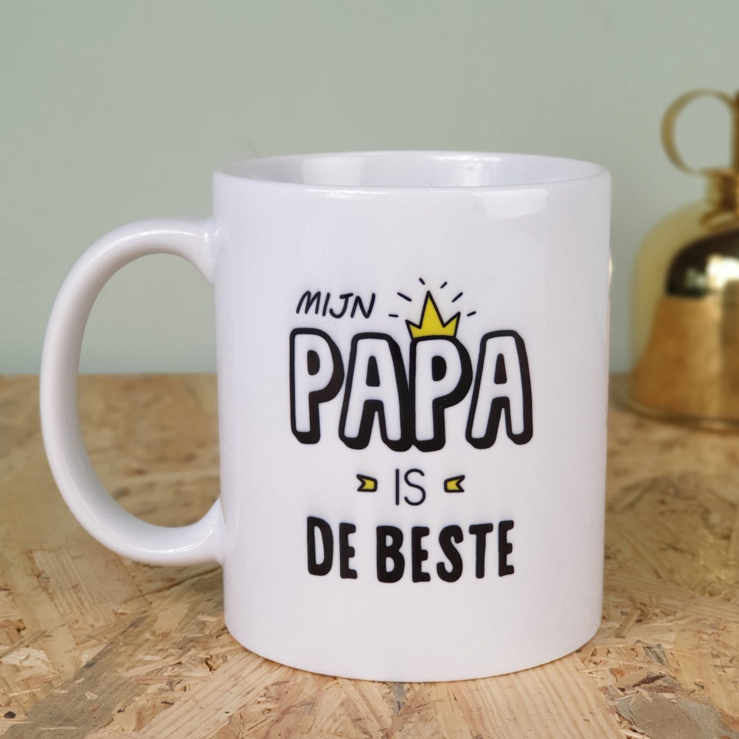 Mok Mijn Papa Is De Beste - Nutcrackers