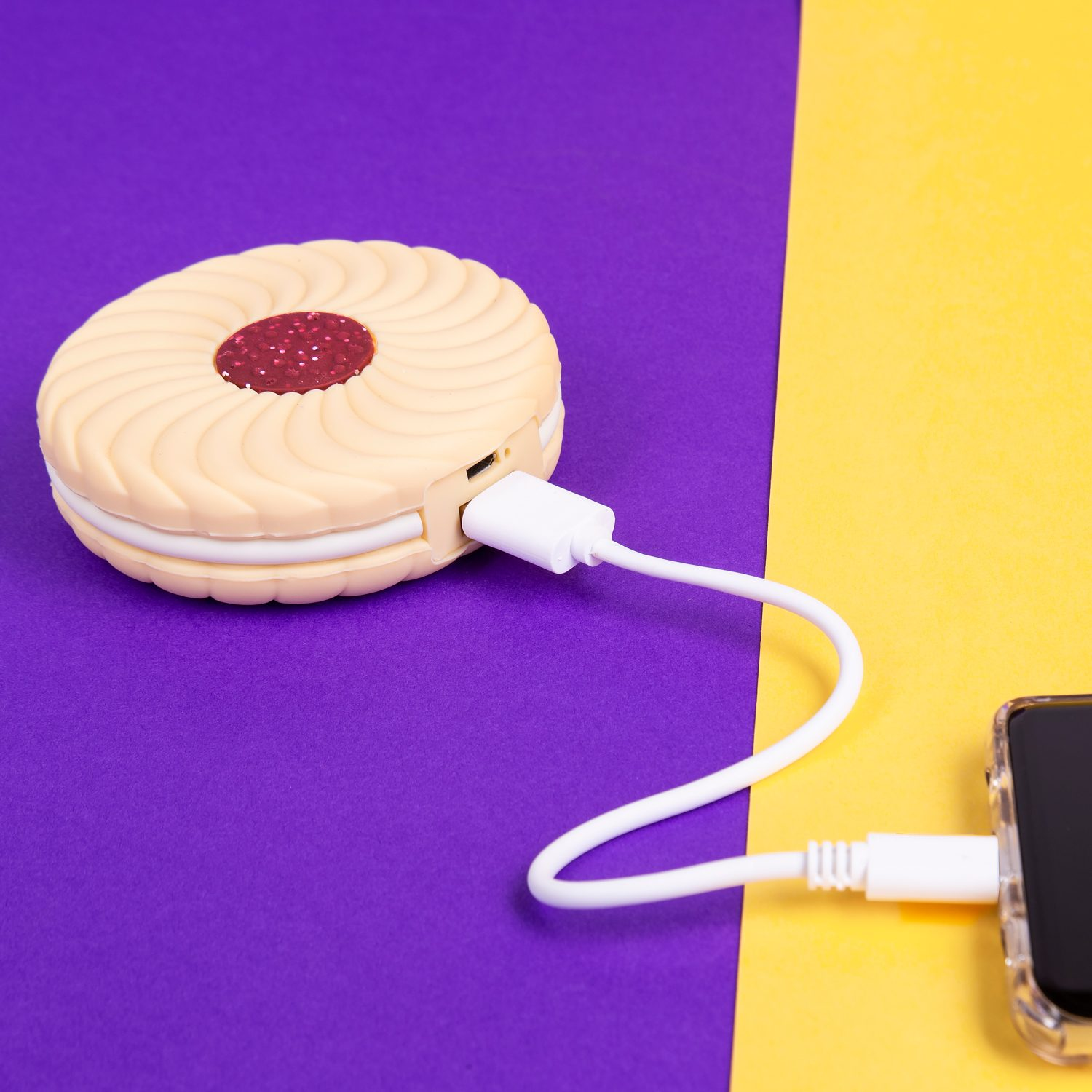 Koekjes Powerbank - Jammy Dodger
