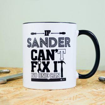Mok If Sander Can't Fix It