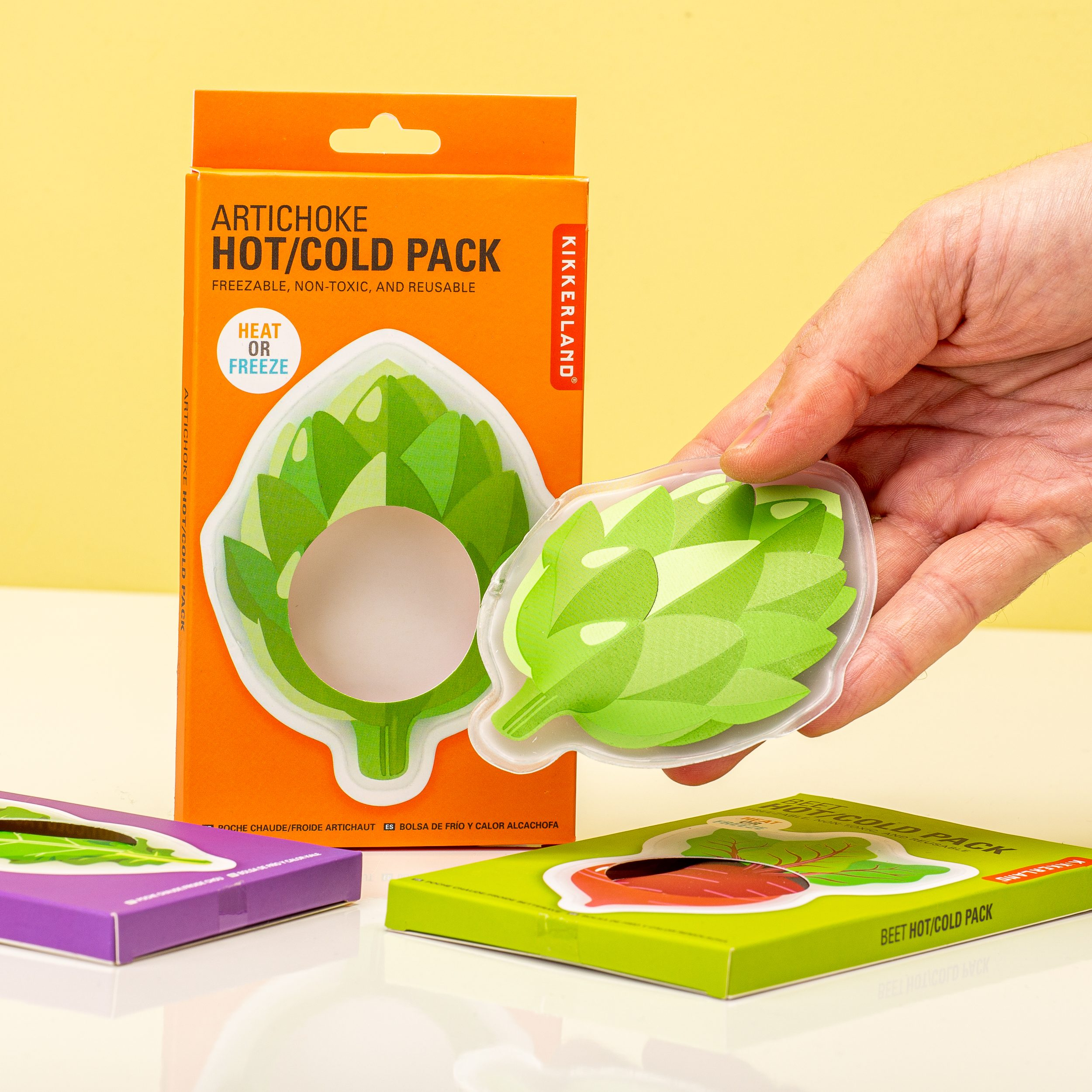 Hot-cold Pack - Artisjok
