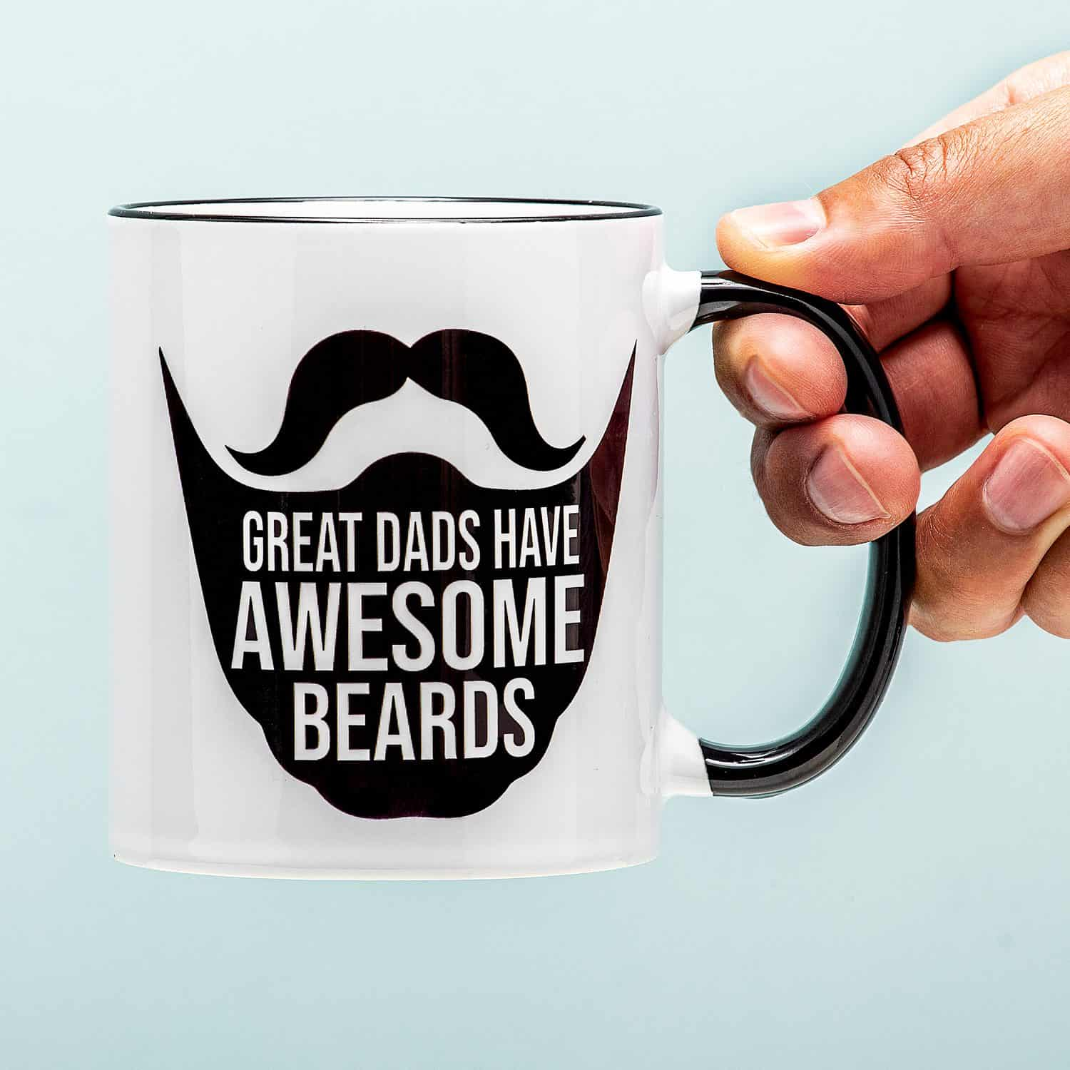 Great Dads Have Awesome Beards Mok - Nutcrackers