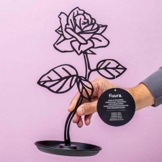 jewelry rack rose