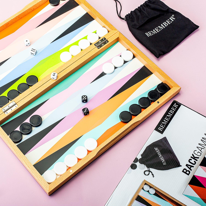 Backgammon Remember - Remember
