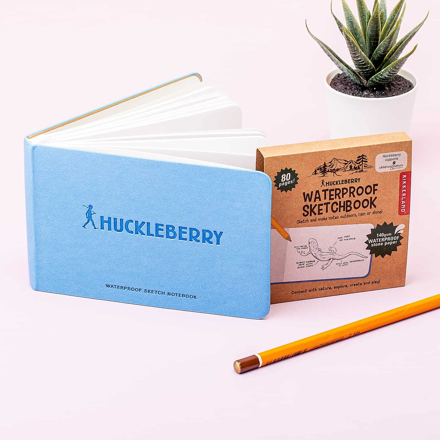 Huckleberry Waterproof Schetsboek