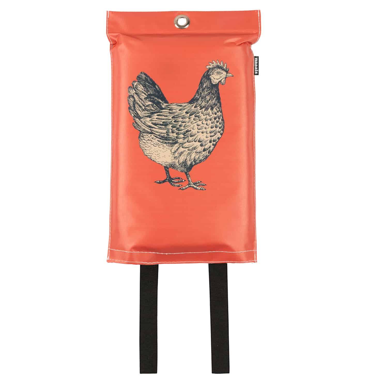 Design Blusdeken - Chicken
