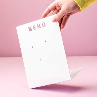 Memobord - Wit