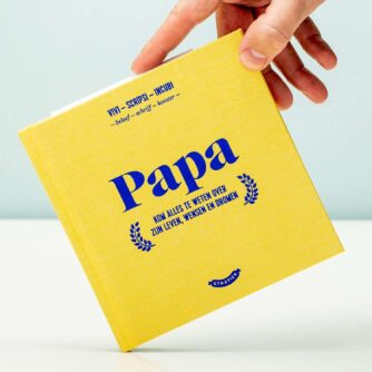 Papa invulboek
