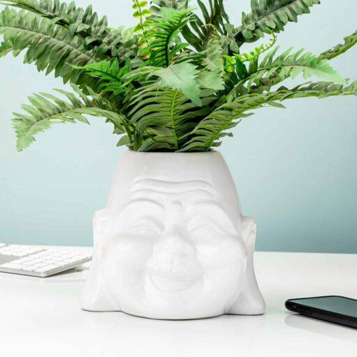 Buddha bloempot