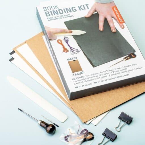 DIY boekbindersset