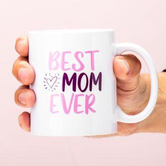 Best Mom Ever mok