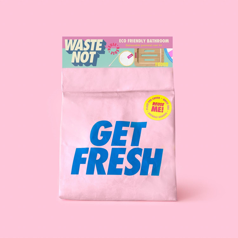 For Good Get Fresh Ecovriendelijke Badkamerproducten