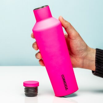 Canteen thermosfles 475 ml - Neon roze