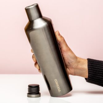 Canteen thermosfles 750 ml - Gunmetal