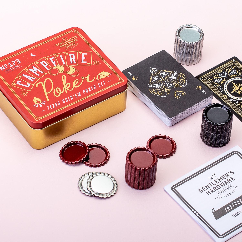 Kampvuur Poker