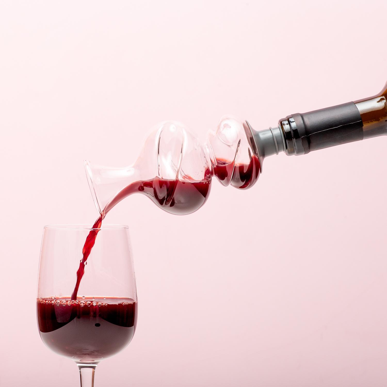 Conundrum Wijn Decanteerschenker