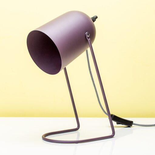 Tafellamp Enchant - Donkerpaars