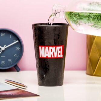 Marvel Comics glas