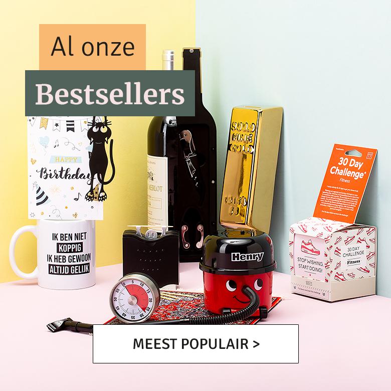 Al onze bestsellers - meest populair