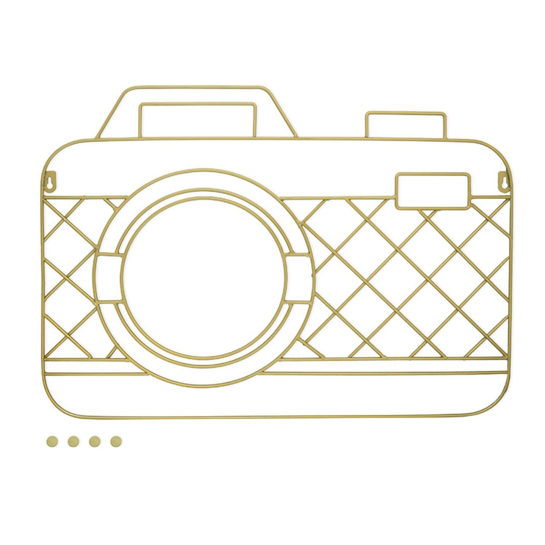 Fotocamera Fotohouder - Goud