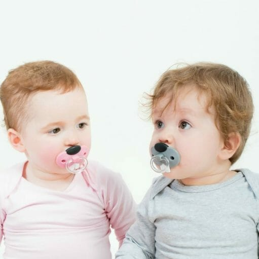 Buck the Bunny Pacifier kinderen