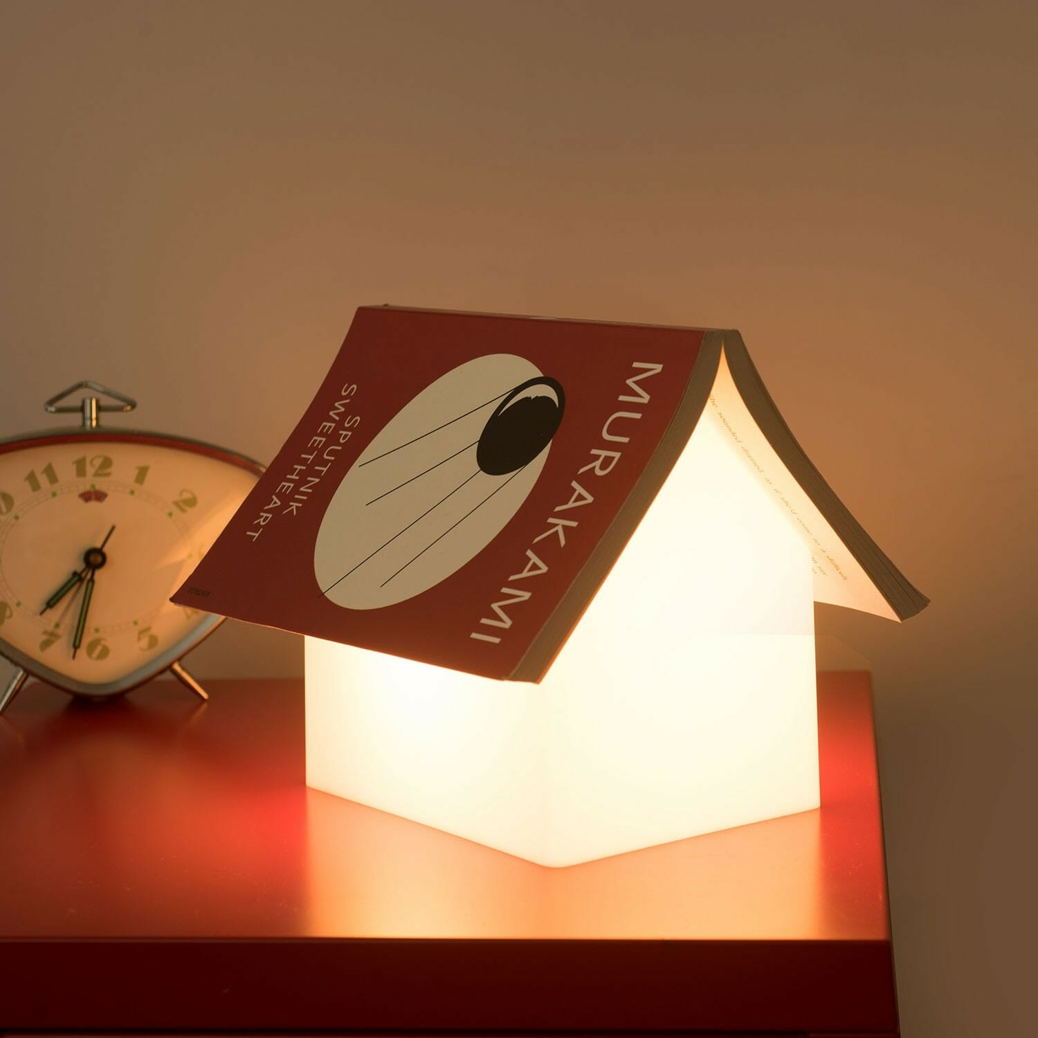 Bookrest Lamp - Suck UK