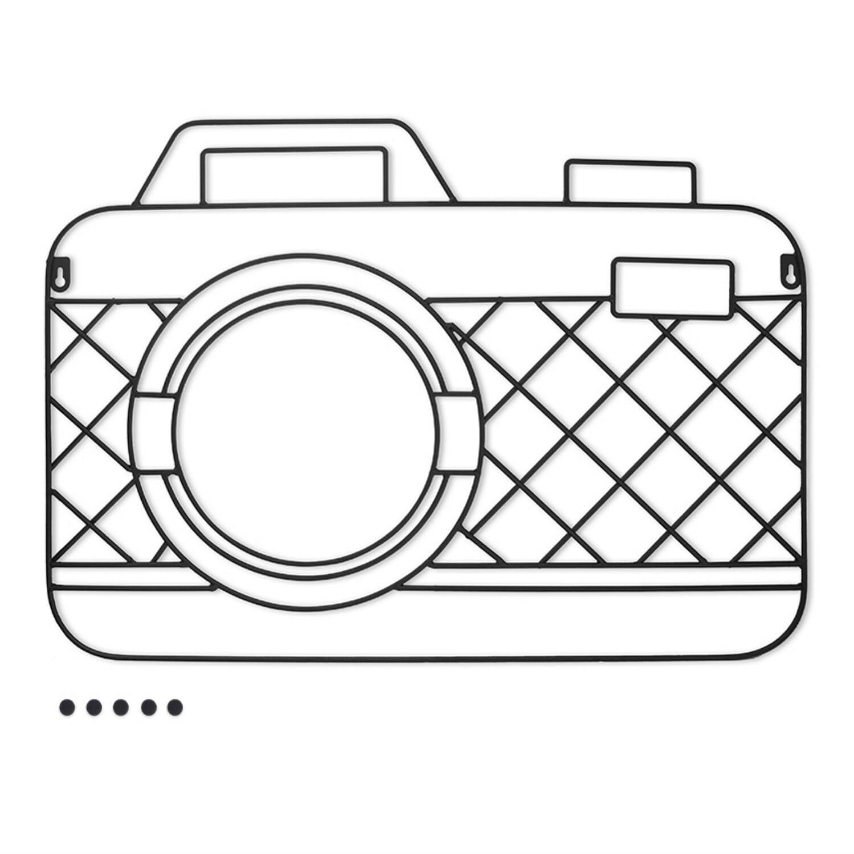 Fotocamera Fotohouder - Zwart