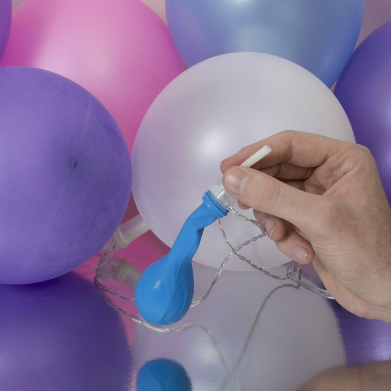 Ballon lichtslinger