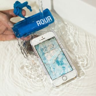 telefoonhoes waterdicht