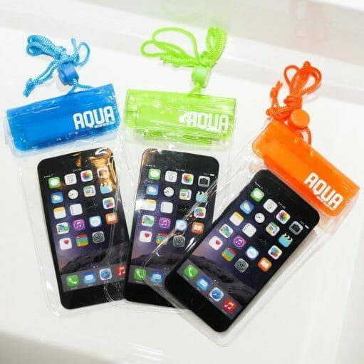 telefoonhoes waterdicht verschillende kleuren