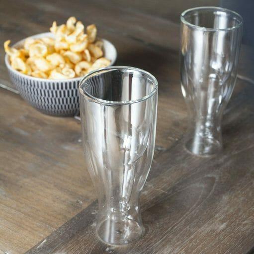 Gravity bierglazen glas