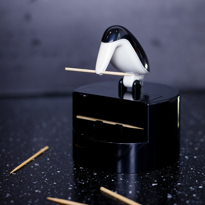 Pelikaan Cocktailprikkerhouder - Balvi