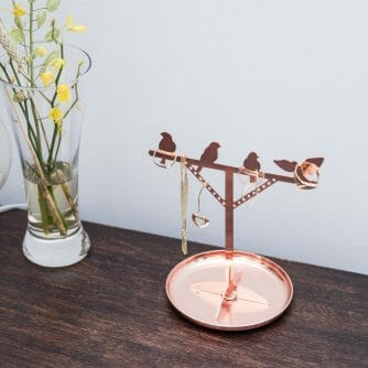 Bird Jewelry Stand voorkant